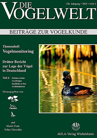 Vogelwelt-126-2005-Heft-1