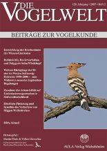 Vogelwelt-128-2007-Heft-2