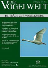 Vogelwelt 129 (2008) - Heft 1