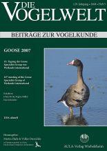 Vogelwelt 129 (2008) - Heft 3