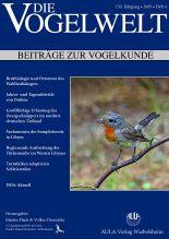 Vogelwelt 130 (2009) - Heft 4