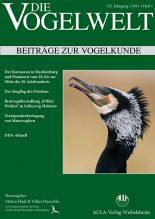 vogelwelt-132-2011-heft-1