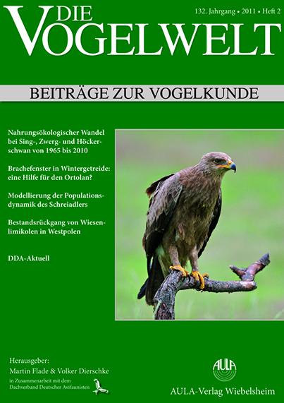 Vogelwelt 132-2011-Heft 2